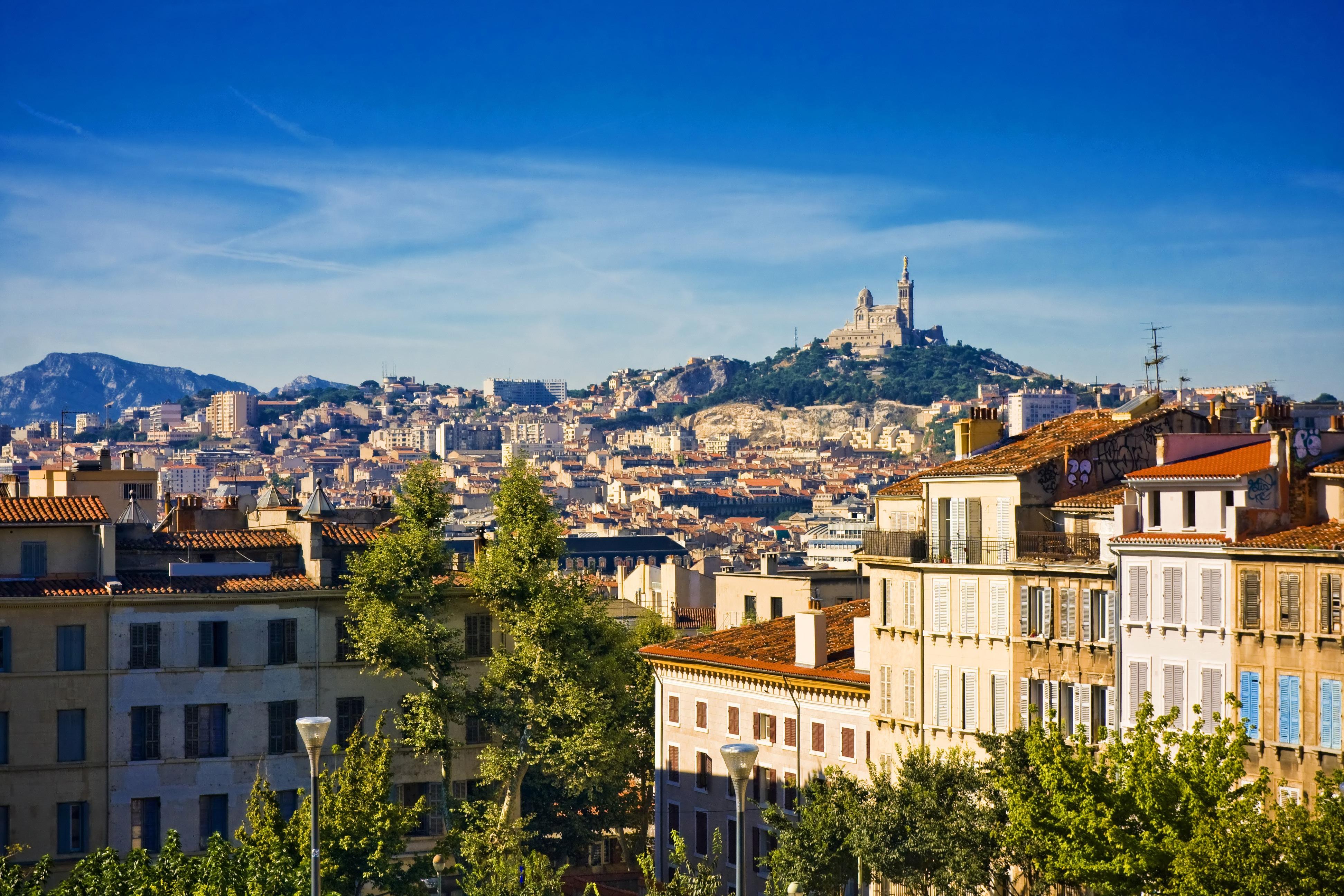 Marseille Paris